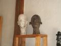 Köpfe - Keramik